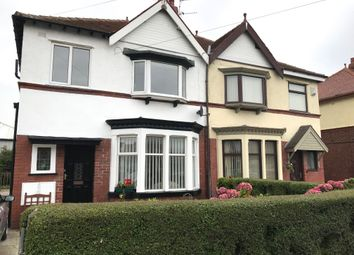 Thumbnail 1 bed flat to rent in St Davids Avenue, Thornton-Cleveleys