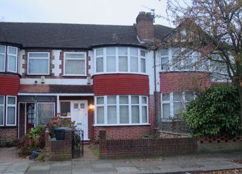 Thumbnail 3 bed terraced house to rent in Anthony Road, Greenford