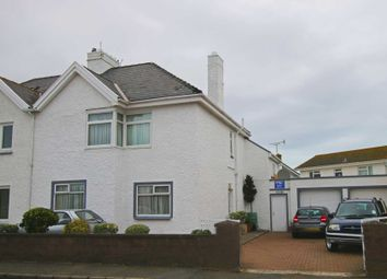 Thumbnail 5 bed semi-detached house for sale in The Avenue, La Grande Route De La Cote, St. Clement, Jersey