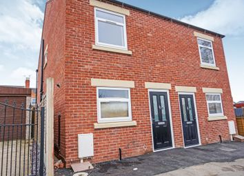 Thumbnail 2 bed semi-detached house for sale in Stamford Street, Grantham