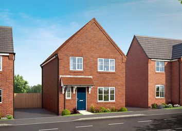 "Thumbnail 4 bed property for sale in ""The Alpine"" at Mooracre Lane, Bolsover, Chesterfield"