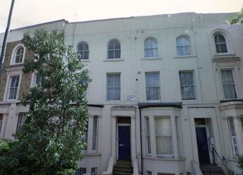 Thumbnail 3 bed triplex to rent in Isledon Road, Islington