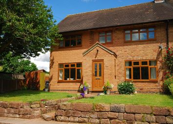 Thumbnail 4 bed semi-detached house for sale in Newton Hollows, Frodsham