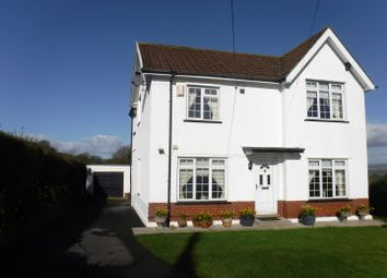 Thumbnail 4 bedroom detached house for sale in Arfryn, Cae Mansel Road, Three Crosses, Swansea