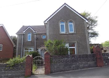 Thumbnail 4 bedroom detached house for sale in Pen-Y-Bryn Road, Brynmenyn, Bridgend.
