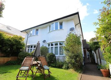 Thumbnail 4 bedroom flat for sale in Canford Cliffs, Poole, Dorset