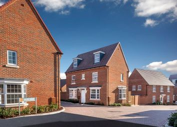 """Thumbnail 4 bed detached house for sale in """"Hertford"""" at Cherry Orchard, Castle Hill, Ebbsfleet Valley, Swanscombe"""