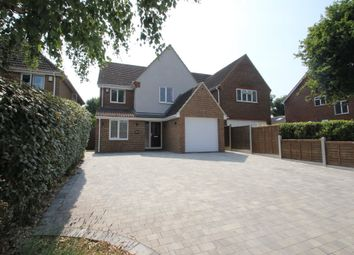 Thumbnail 5 bed detached house for sale in Rectory Avenue, Ashingdon, Rochford