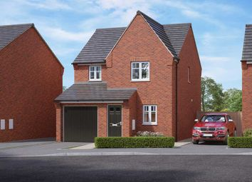 "Thumbnail 3 bed property for sale in ""The Fern"" at Cheadle Shopping Centre, Cheadle, Stoke-On-Trent"
