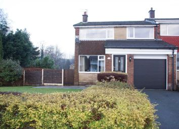 Thumbnail 2 bed end terrace house for sale in Hough Fold Way, Harwood, Bolton