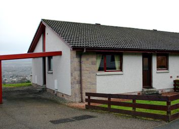 Thumbnail 2 bed semi-detached bungalow to rent in Balnafettack Crescent, Inverness