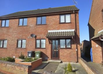 Thumbnail 1 bedroom flat for sale in High Street, Stalham, Norwich