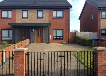 Thumbnail 2 bed semi-detached house to rent in Kipling Avenue, Huyton