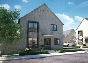 Thumbnail 4 bed detached house for sale in Meadowbrook, South Hill Road, Callington, Cornwall