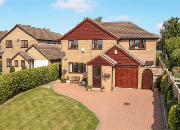 Thumbnail 4 bedroom detached house for sale in Haigh Side Drive, Rothwell, Leeds