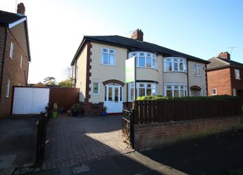 Thumbnail 3 bed semi-detached house for sale in Staindrop Road, Darlington