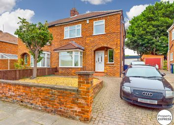 Thumbnail 3 bed semi-detached house for sale in Park Lane, Guisborough, North Yorkshire