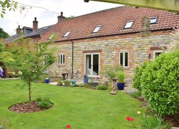 Thumbnail 4 bed barn conversion for sale in The Stables, Old Melton Road, Widmerpool