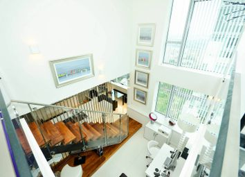 2 bed flat for sale in Pan Peninsula, Canary Wharf, London E149Hl E14