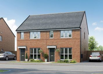 "Thumbnail 3 bed property for sale in ""The Danbury"" at Swallow Crescent, Farnley, Leeds"