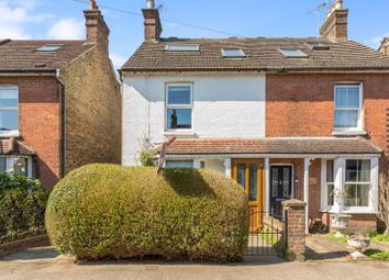 Thumbnail 3 bed semi-detached house for sale in Barrington Road, Horsham, West Sussex