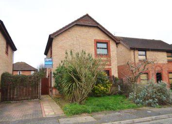 Thumbnail 3 bed detached house for sale in Hazel Croft, Werrington