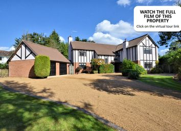 Thumbnail 4 bed detached house for sale in East Winch Road, Ashwicken, King's Lynn