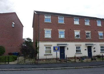 Thumbnail 3 bed town house to rent in Williams Avenue, Fradley, Lichfield