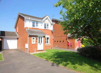 Thumbnail 3 bed detached house for sale in Gloster Close, Ash Vale, Aldershot, Surrey