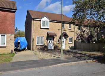 Thumbnail 3 bed end terrace house for sale in Longleat Gardens, New Milton
