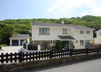 Thumbnail Hotel/guest house for sale in Boscastle, Cornwall
