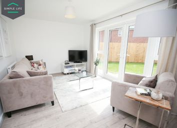 Thumbnail 3 bed semi-detached house to rent in Canalside, Wigan