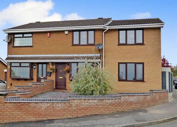 Thumbnail Semi-detached house for sale in Nyewood Avenue, Longton, Stoke-On-Trent