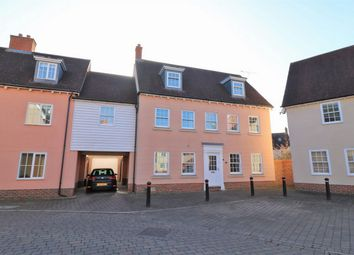 Thumbnail 6 bed link-detached house for sale in Merediths Close, Wivenhoe, Colchester, Essex