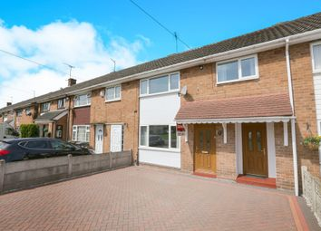 Thumbnail 3 bed terraced house for sale in Cavendish Gardens, East Park, Wolverhampton