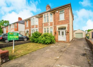 Thumbnail 3 bed semi-detached house for sale in Pantmawr Road, Cardiff