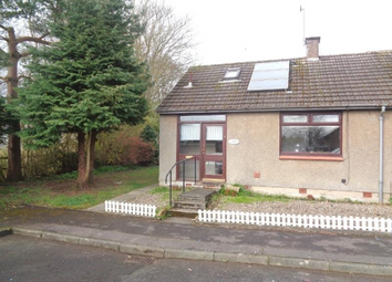 Thumbnail 1 bed property to rent in Kinloss Park, Cupar