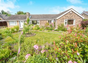 Thumbnail 3 bedroom bungalow for sale in Ullswater Close, North Hykeham, Lincoln, Lincolnshire