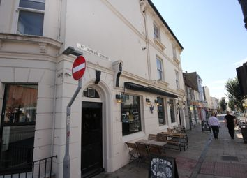 Thumbnail 2 bed flat to rent in St James Street, Brighton