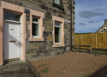 Thumbnail 1 bed flat to rent in Normand Road, Dysart, Kirkcaldy
