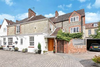 Thumbnail 2 bed maisonette for sale in Obelisk House, 1 Chuch Street, Warminster, Wiltshire
