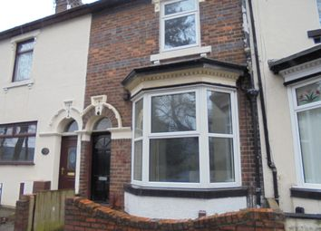 Thumbnail 3 bed town house to rent in London Road, Stoke On Trent