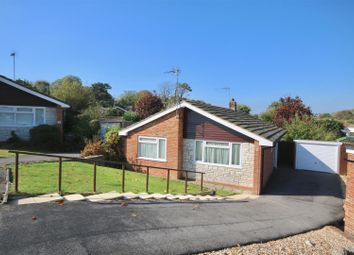 Thumbnail 3 bed detached bungalow for sale in Crown Close, Purbrook, Waterlooville