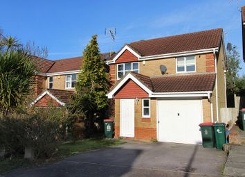 Thumbnail 3 bed detached house for sale in Carter Road, Maidenbower, Crawley, West Sussex.
