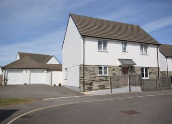 Thumbnail 4 bed property for sale in Figgy Road, Quintrell Downs, Newquay
