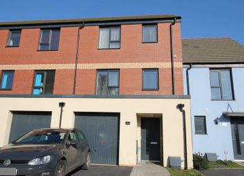 4 bed terraced house for sale in Mariners Walk, Barry CF62