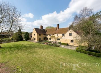 Thumbnail 6 bed country house for sale in Bridge Street, Long Melford, Sudbury