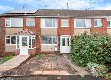 Thumbnail Terraced house for sale in Fenshurst Gardens, Long Ashton, Bristol