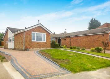 Thumbnail 3 bed semi-detached bungalow for sale in Queen Street, Bozeat, Wellingborough