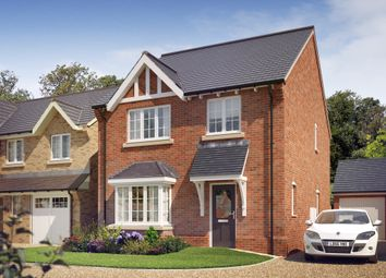 Thumbnail 4 bedroom detached house for sale in The Lullington At Oaklands Park, Wyaston Road, Ashbourne